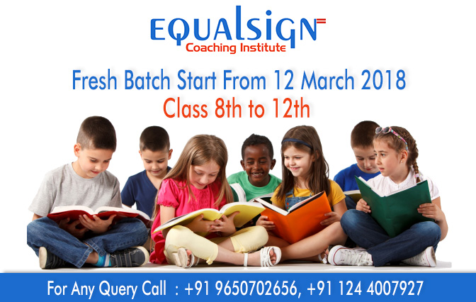 Equalsign Coaching Institute